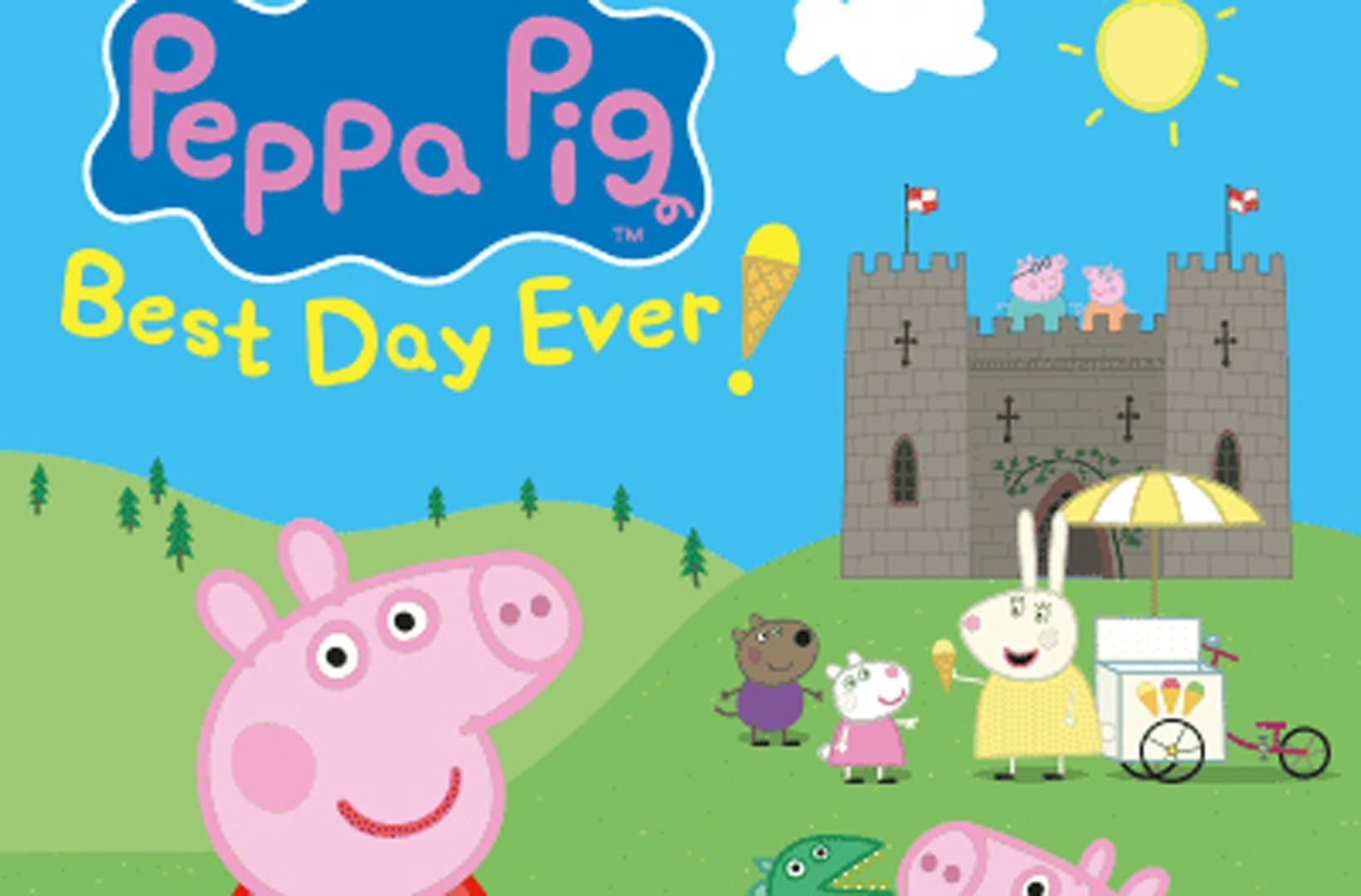 Peppa Pig What S On Reading